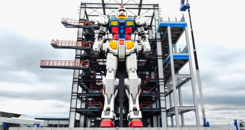 Gundam-Robot